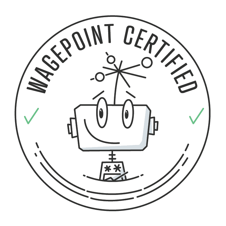 Wagepoint Certification Badge